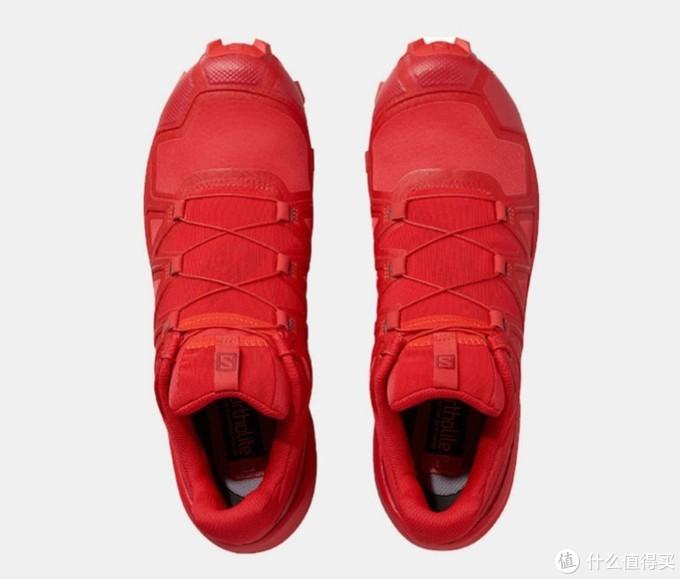 5所畏惧:SALOMON 萨洛蒙 推出 SPEEDCROSS 5 换代款越野跑鞋