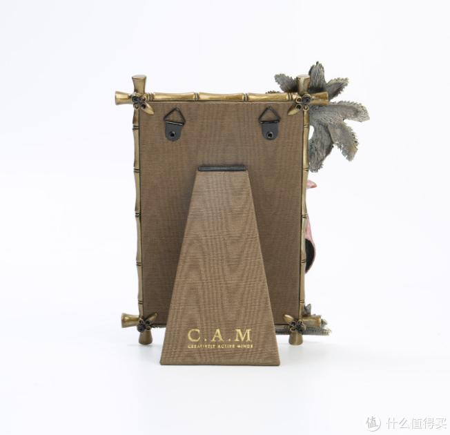 时尚潮流的摆件:THE BEAST 野兽派 上新火烈鸟合金相框