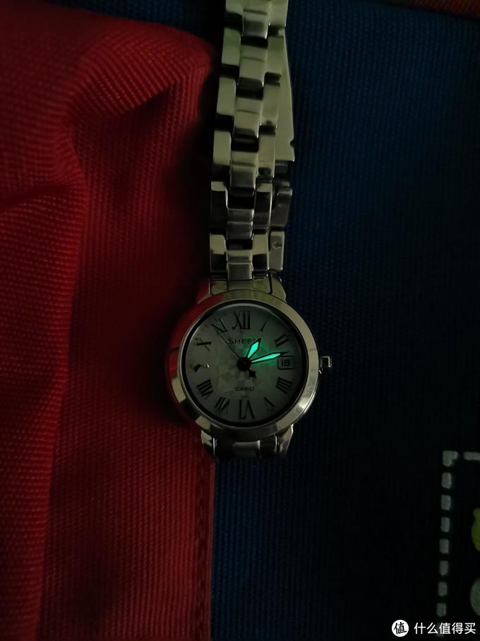 手表替我存储了记忆 我却用白菜之眼看时光痕迹