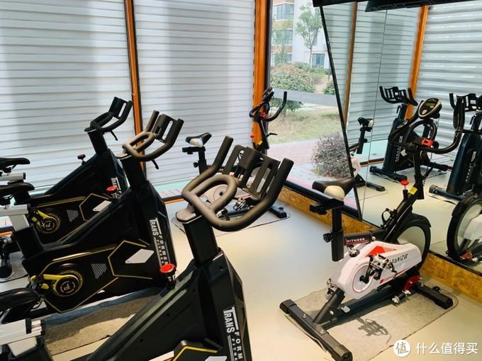 动感单车室