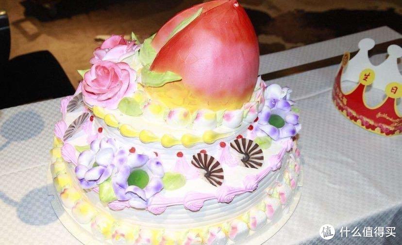 贝思客两个7.2磅的蛋糕有多大?够多少人吃?