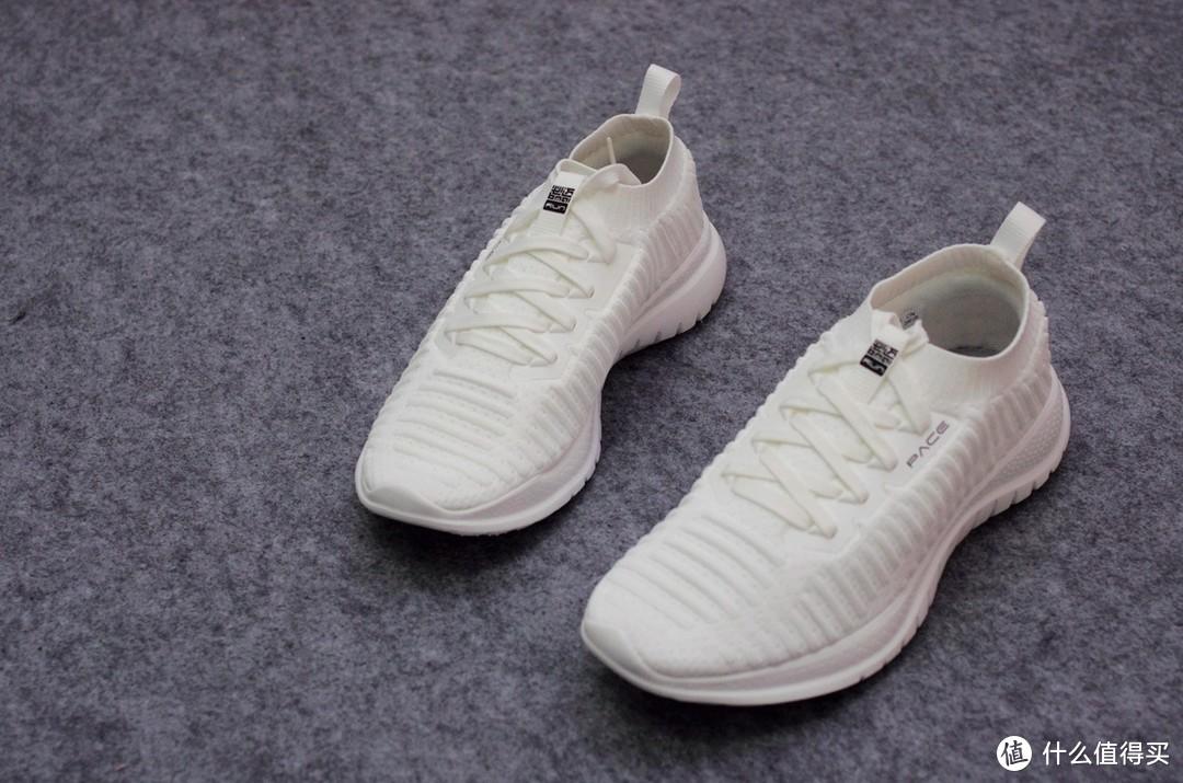 鞋子换季了,春夏款必迈Pace 3.0潮款慢跑鞋