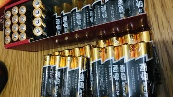 少更换、少麻烦——南孚 二代聚能5号7号碱性电池组合家庭装众测报告