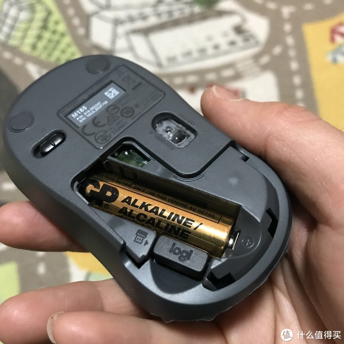 实惠好用的选择!罗技 MK275 无线光电键鼠套装