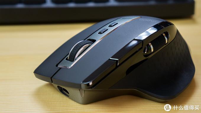 能隔空传文件的办公利器——雷柏MT750S