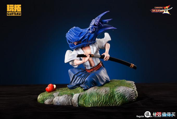 重返游戏:肺痨美剑客!玩拓《侍魂2》 橘右京雕像开订