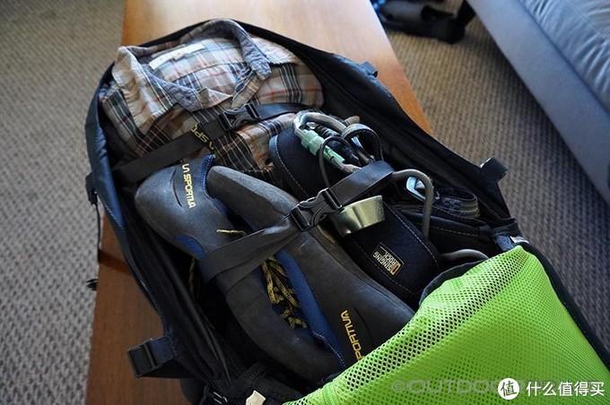 另一种生活的选择-OSPREY Farpoint 远行40旅行登机包