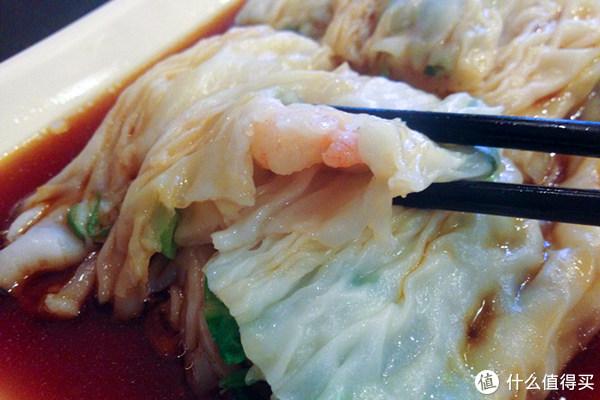 游水鲜虾肠