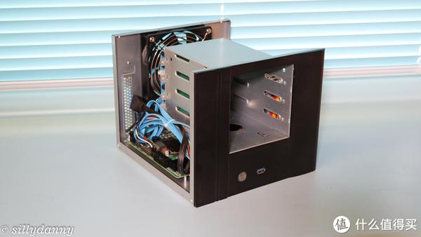 矿渣之蜗牛星际(j1900 4盘位NAS) C款双网口-高清拆解 +在ESXI6.7安装软路由LEDE 保姆级教程