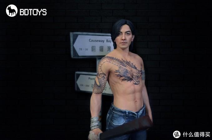 玩模总动员:BDtoys 陈浩南雕像即将出货 乌鸦第三季度!