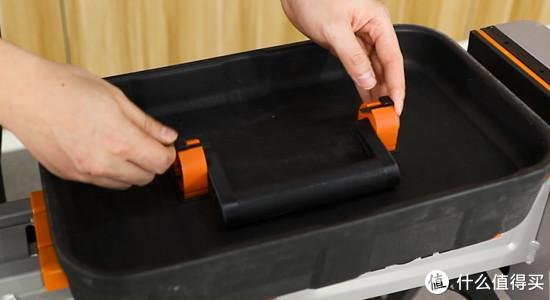 工具盒的锁销设计