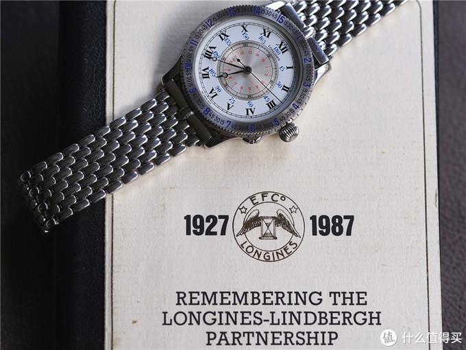飞行员手表的经典——浪琴林白机械表