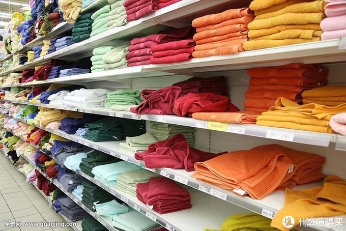 网购毛巾和超市毛巾你更喜欢哪一种?