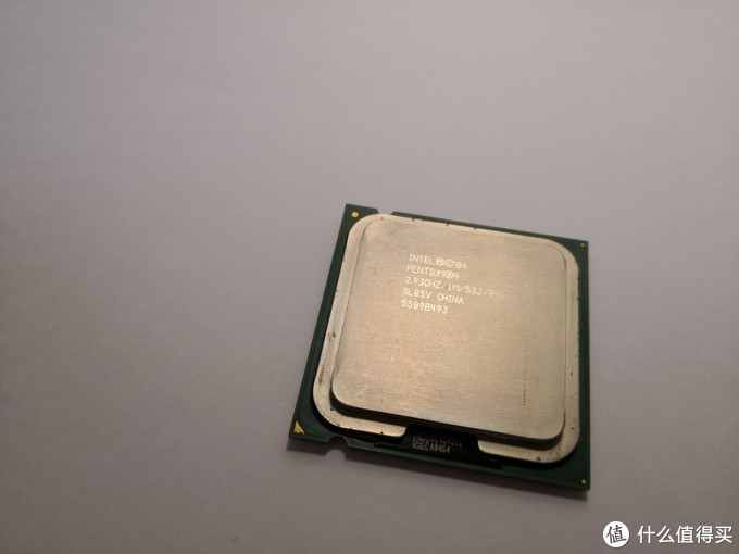 LGA775 P4 2.93G/1M/533