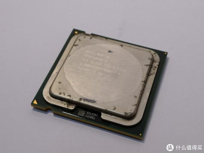 奔腾D 915 2.8G/4M/800