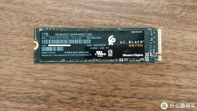 青出于蓝,而胜于蓝——西部数据WD Black NVME SN 750 SSD评测