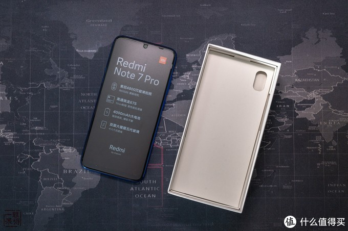 红米 NOTE7 PRO 智能手机开箱与体验