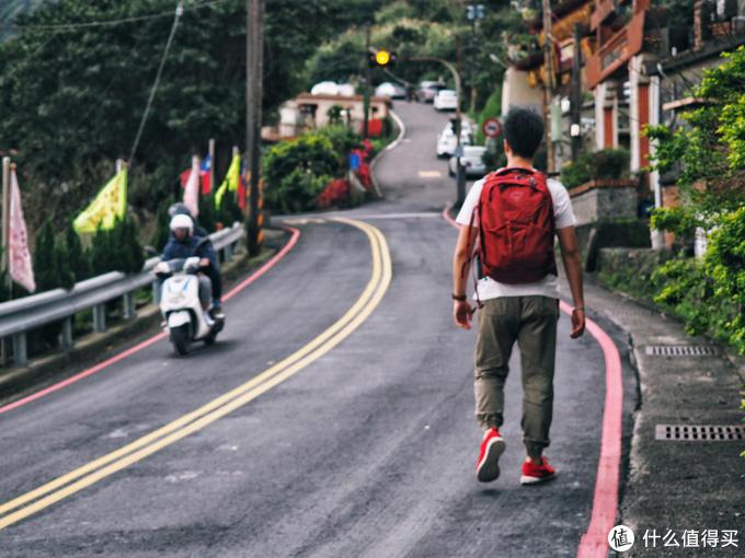 OSPREY farpoint 远行在台北山路非常实用