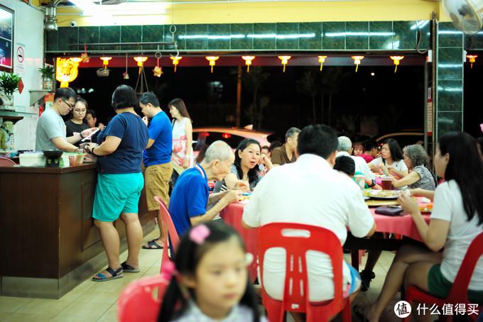 掐指算算,这家店不算以前,只从我第一次来吃到现在,也18年了哇!前台换成了以前老板的儿子,哈哈哈哈,果然秉承了马来华人子承父业的传统~