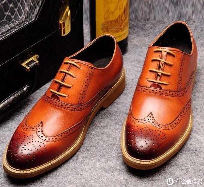 我喜欢的皮鞋大概就是这个调调