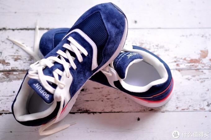 保护好自己的脚,90分真皮复古休闲鞋日常体验