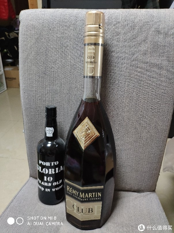 人头马 CLUB 优质香槟区干邑 3000ml开箱晒单