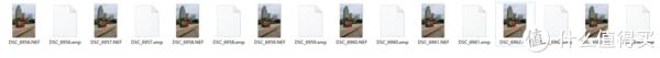 生成XMP文件
