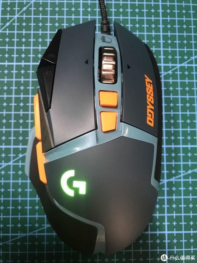 从不玩lol的人居然买了个周边,罗技G502 hero 特别版开箱