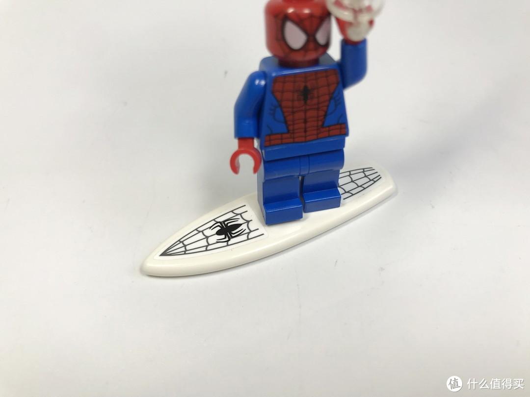 乐高 漫威超级英雄系列 76059 蜘蛛侠:章鱼博士的触手陷阱