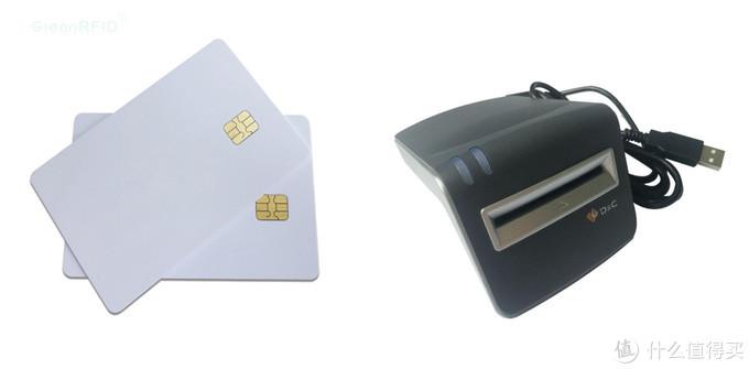 接触式IC卡和读卡机