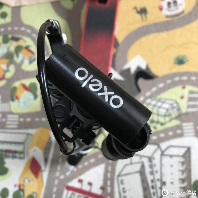 儿童成人都能玩!安全带刹车的迪卡侬OXELO MID 9滑板车