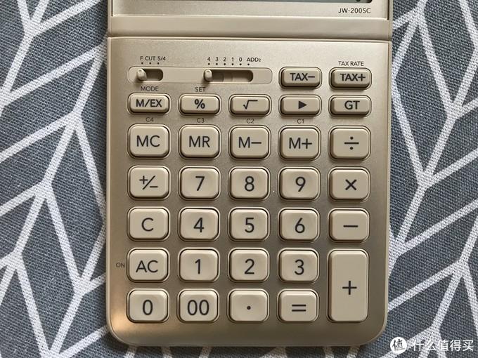 好看!好用!卡西欧 STYLISH JW-200SC商务办公计算器