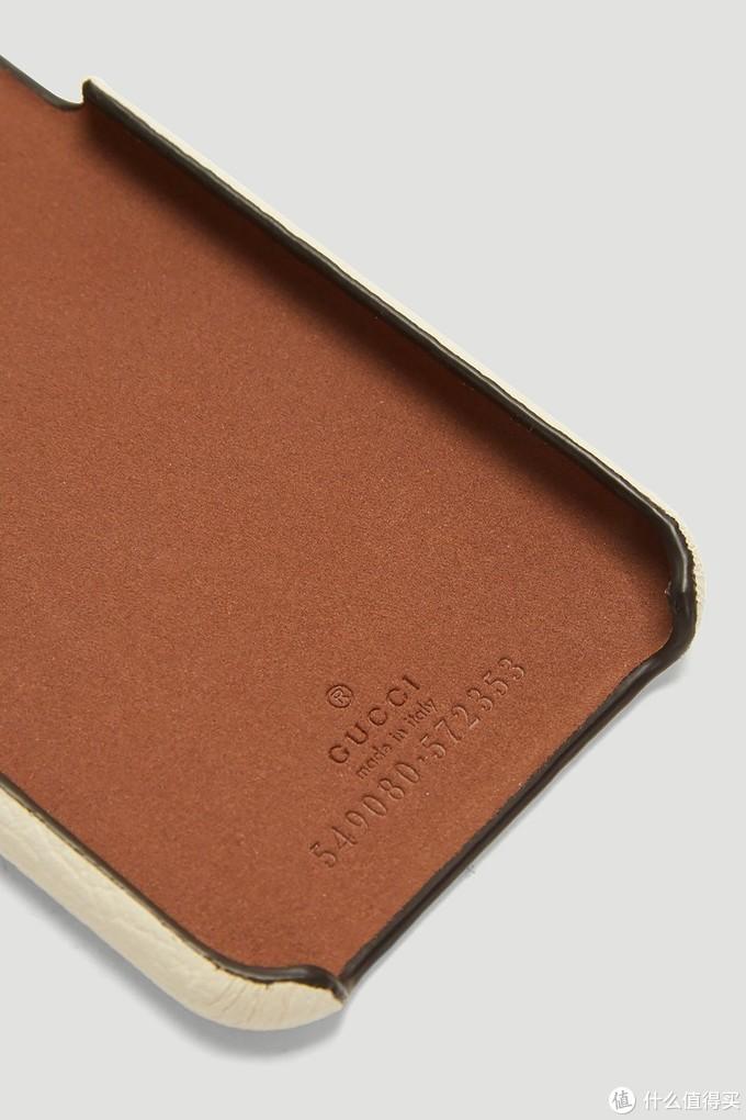 姗姗来迟的炫耀壳:Gucci 推复古 iPhone X 保护套