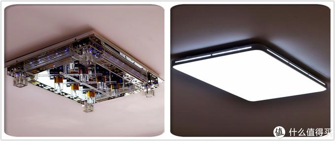 将月光和星空带入客厅,Yeelight纤玉LED吸顶灯Pro体验!