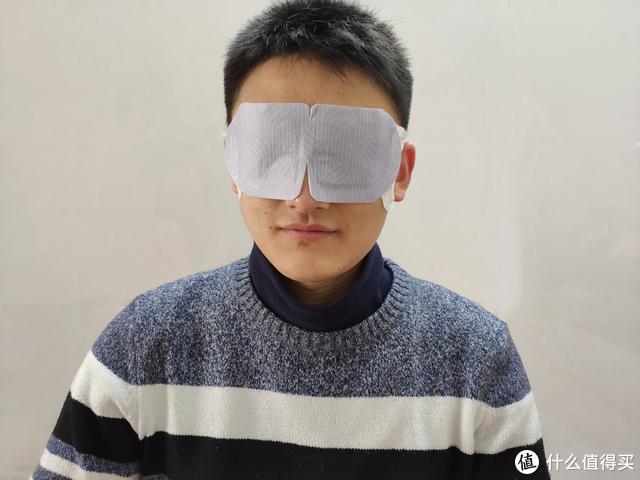 缓解眼部疲劳,热敷蒸汽眼罩让疲惫一扫而光
