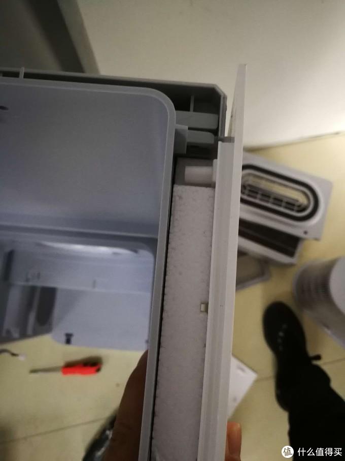 小米净化机拆解展示&分析(粗糙版)