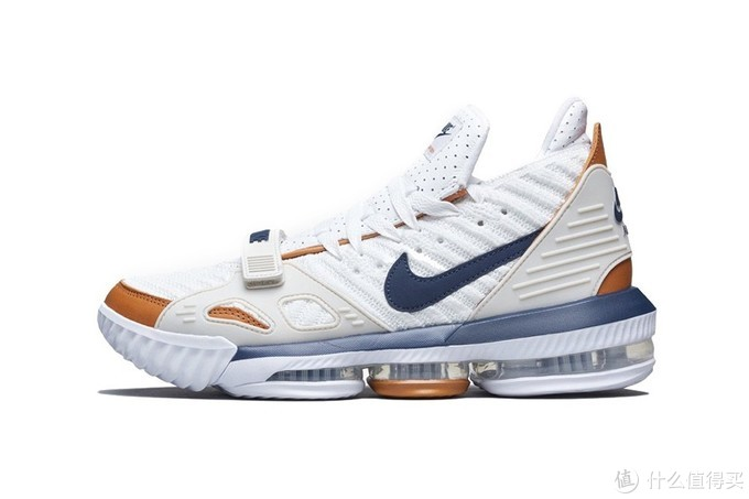 "跨界致敬:NIKE 耐克 LeBron 16 ""Air Trainer 3"" 即将发售"