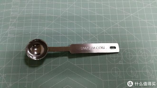 化漆用的小铁勺,挺厚实