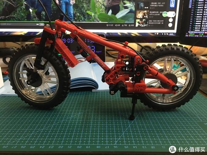 森宝 703302山地自行车 一款掉链子掉品牌的自行车