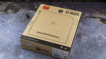 NAD D3020 V2数字合并功放开箱感受(包装|胶片|线材|型号)