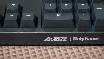 104键Cherry原厂轴+双色透光PBT键帽,还有灯都只需299,还要啥自行车——黑爵AK535青轴机械键盘试用