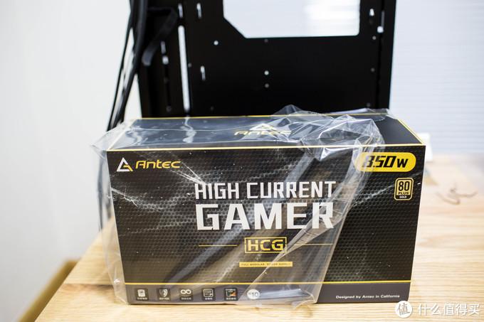 拆了,高人气850W金牌电源是否货真价实?大功率,小身材的安钛克HCG850Gold