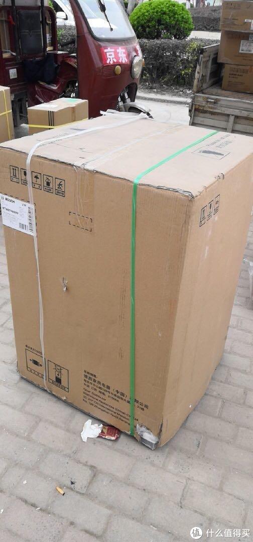 博世第一次到货的包装