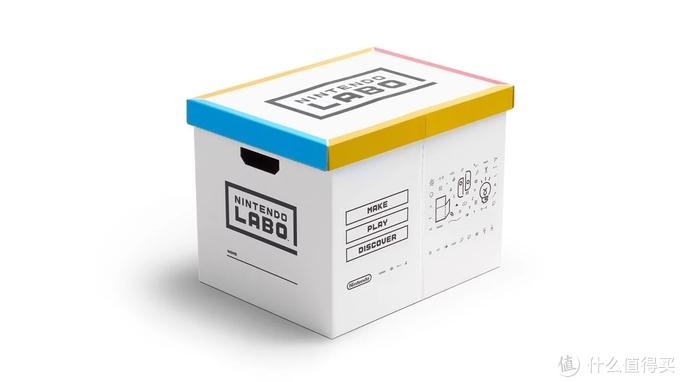 重返游戏:任天堂推出Labo收纳箱 可完整收纳4弹Labo套装
