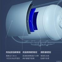 云米 VEW605 电热水器 60L总结保温(安装|功能)