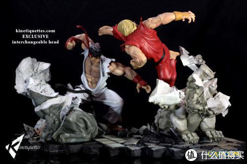 重返游戏:Kinetiquettes《拳皇98》不知火舞雕像公开
