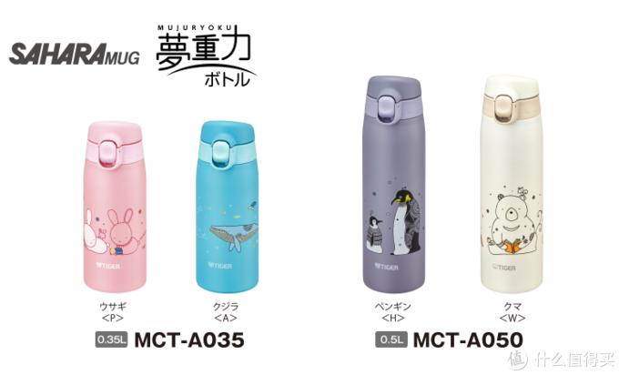 每日厨房快讯|虎牌公司推出MCT-A系列两款保温杯新品