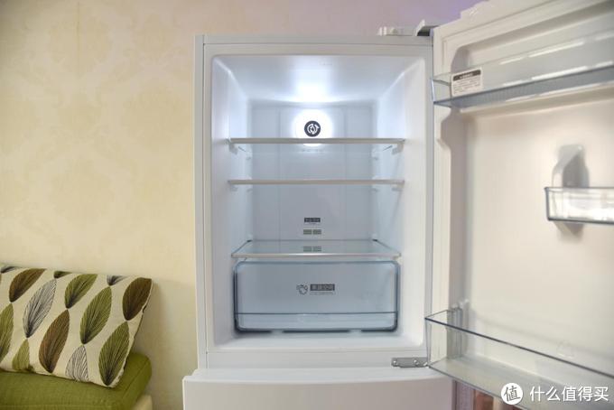 买值苏宁易购!美的(midea)BCD-230WTPZM(E) 230升一级能效变频冰箱