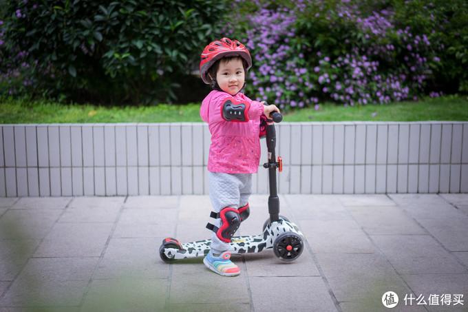 三十月龄幼童滑板车入手记