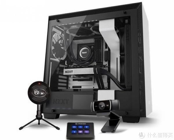 主播套装、一站解决:NZXT. 恩杰 发布 BLD Streaming PC 定制套装系统